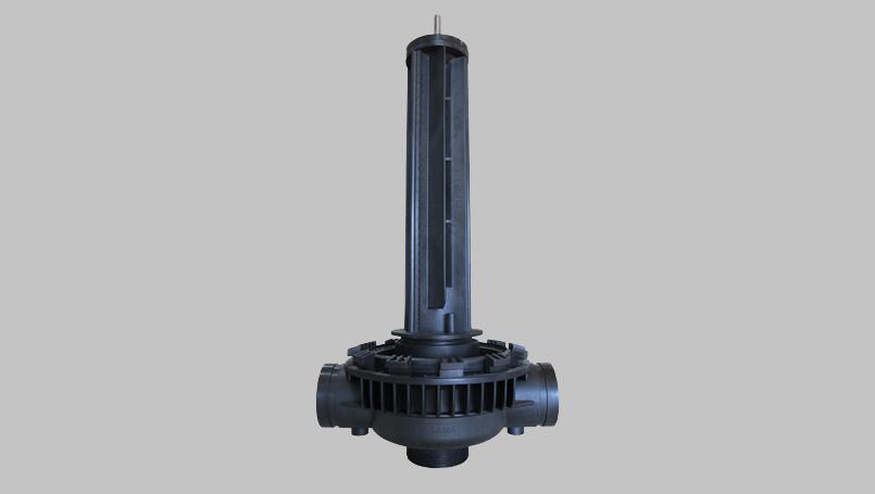 Nueva torre para los filtros Autosenior y Automaster