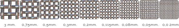 Malla-elemento-filtrante